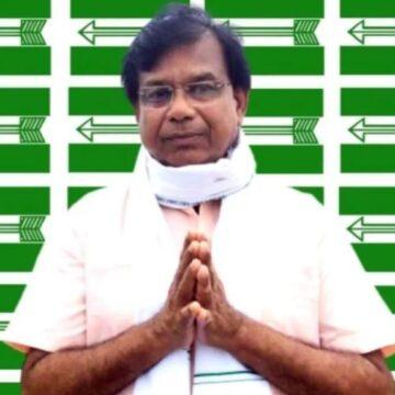विवादों के बाद बिहार के नये शिक्षा मंत्री डॉ. मेवालाल चौधरी ने दिया इस्तीफा
