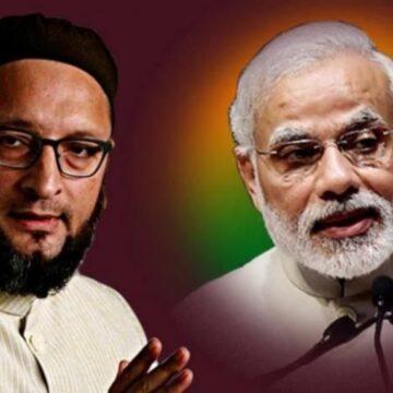 BJP गठबंधन को बढ़त, महागठबंधन पिछड़ा, ओवैसी की AIMIM दो सीटों पर आगे