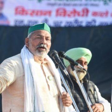 राकेश टिकैत का बड़ा बयान, कहा- किसानों को फिर से दिल्ली में घुसना होगा