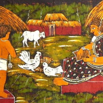 नरेन सहाय की कविता: बारिश और नानी का गाँव