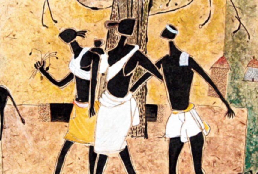 बिनोद कुमार राज 'विद्रोही' की कविता: तेरी भोंसड़ी के