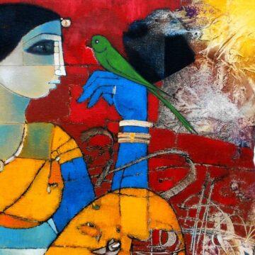 मीरा मेघमाला की तीन कविताएँ: तड़प, तकिया और कैसे मर जाएं झट से!