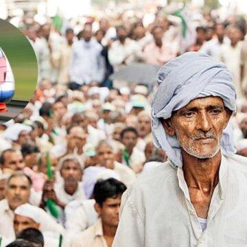 गुजरात के 1,900 किसानों ने बुलेट ट्रेन प्रोजेक्ट भूमि अधिग्रहण के खिलाफ दर्ज कराई शिकायत