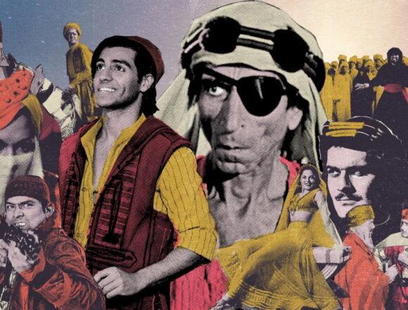 फिल्मों में मुसलमान और अरब को आमतौर पर बदमाश दिखाने की परम्परा क्यों रही है?
