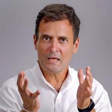 राहुल गांधी ने पूछा, भारत में हो रही घटनाओं पर आखिर चुप्प क्यों है अमेरिका?
