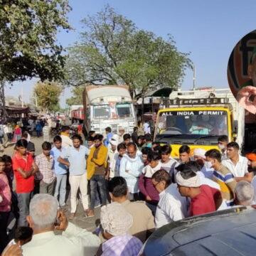 राकेश टिकैत के काफिले पर अज्ञात लोगों ने किया हमला, BJP पर आरोप
