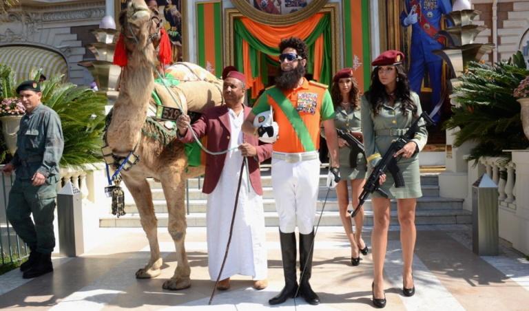 मुसलमान और अरब को आमतौर बदमाश फिल्मों में दिखाने की परम्परा