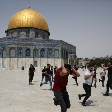 युद्ध विराम के बाद एक बार फिर फिलिस्तीनियों और इस्रायली बलों के बीच झड़प