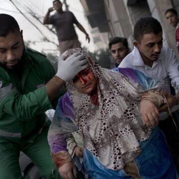 इस्राएल ने येरुशलम पर दागे रॉकेट, 9 बच्चों समेत 20 फिलिस्तीनियों की मौत