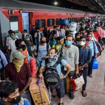 कोरोना संक्रमण बेकाबू, 9 मई से राजधानी, शताब्दी जैसी 28 ट्रेन बंद