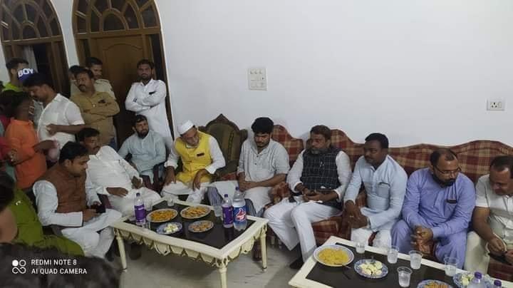 शाहबुद्दीन के परिवार से मिले AIMIM के सभी विधायक, आखिर क्या पक रही है खिचड़ी!