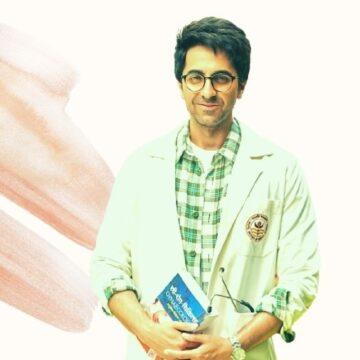 'डॉक्टर जी' का फर्स्ट लुक आउट, आयुष्मान खुराना बोले- डॉक्टर बनकर प्राउड फील कर रहा हूं
