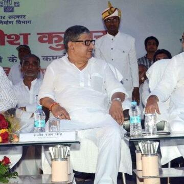 JDU के नए राष्ट्रीय अध्यक्ष बने ललन सिंह, आरसीपी सिंह ने दिया पद से इस्तीफा