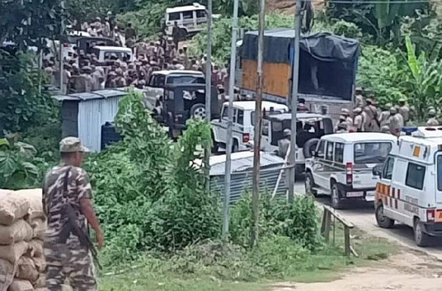 असम-मिजोरम के बीच झड़प में 6 जवानों की मौत, ये है विवाद की असल वजह