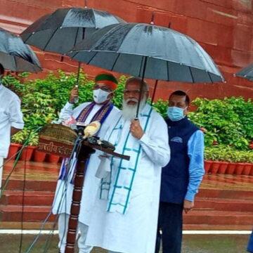 मॉनसून सत्र शुरू होने से पहले PM मोदी ने किया मीडिया से बात, जानें क्या कहा!