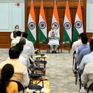 मोदी मंत्रिमंडल का हुआ विस्तार, उत्तर प्रदेश और गुजरात पर सबसे अधिक मेहरबानी