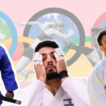ओलंपिक में पहुंचा इस्राइल-फिलिस्तीन विवाद, दो खिलाड़ियों ने मैदान छोड़ा