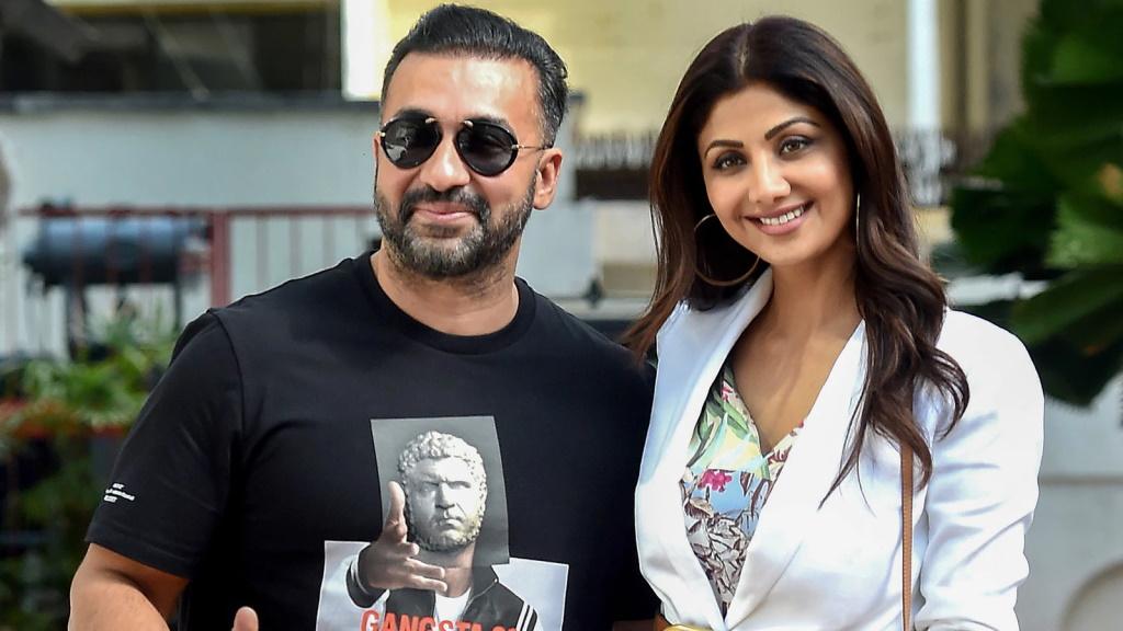 अश्लील फिल्में बनाने के आरोप में शिल्पा शेट्टी के पति राज कुंद्रा गिरफ्तार