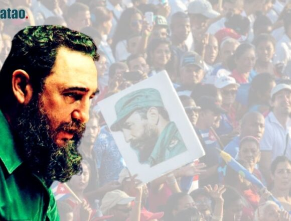वर्तमान और भविष्य के बीच संघर्ष का नाम है क्रांति- फिदेल कास्त्रो