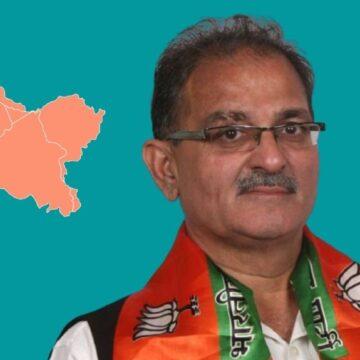 'लैंड जिहाद' का मामला बताने वाले BJP उप-मुख्यमंत्री ने किया सरकारी जमीन पर कब्जा