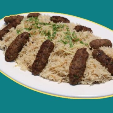सीक कबाब नहीं चिकन सीक कबाब पुलाव खाएं, मजा आ जाएगा