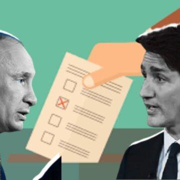 रूस में पुतिन और कनाडा में ट्रूडो बने रहेंगे, देखें किसको कितना मिला समर्थन