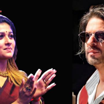 'Pathan' के बाद आएगी 'Lion', शाहरुख खान के साथ होंगी साउथ सुंदरी नयनतारा