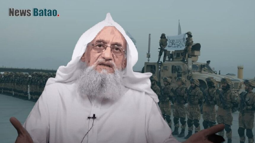जिस अल-कायदा प्रमुख अल-जवाहिरी को माना गया मृत उनका वीडियो सामने आया
