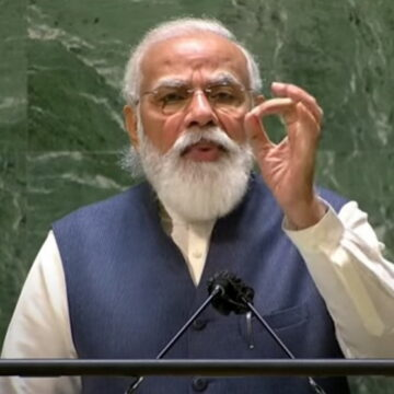प्रधानमंत्री नरेंद्र मोदी ने संयुक्त राष्ट्र महासभा में क्या-क्या कहा?