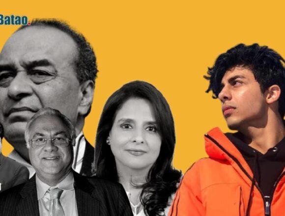 आर्यन को बचाने के लिए शाहरुख खान ने उतारी देश के नामी-गिरामी वकीलों की फौज