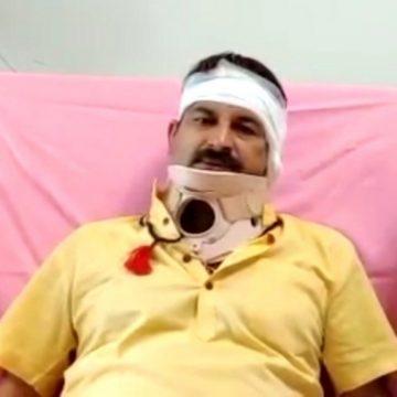 BJP सांसद मनोज तिवारी हुए घायल, सफदर जंग अस्पताल में कराए गए भर्ती