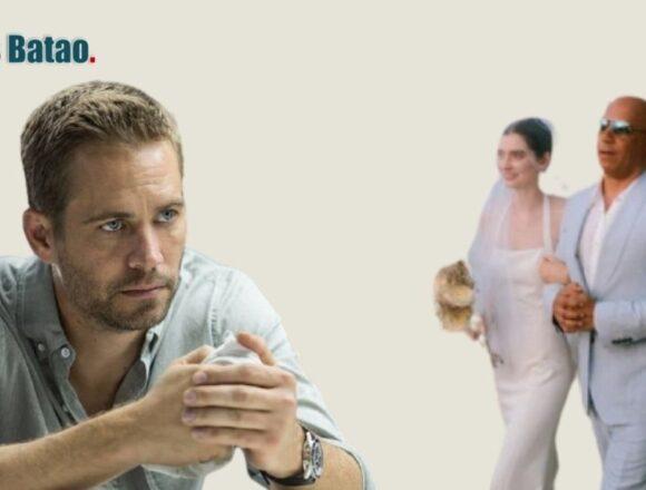 दिवंगत एक्टर पॉल वॉकर की बेटी ने रचाई शादी, विन डीजल ने निभाई पिता की भूमिका