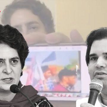 लखीमपुर हिंसा का वीडियो वायरल, प्रियंका गांधी और वरुण गांधी ने साधा सरकार पर निशाना