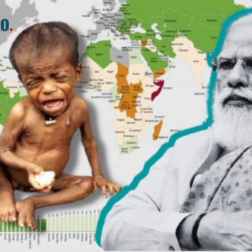 भारत को 'ग्लोबल हंगर इंडेक्स' के जिस डेटा पर आपत्ति, वह इस्तेमाल ही नहीं हुआ
